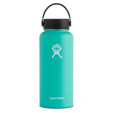 Hydro Flask 32 Oz. Wide Mouth Water Bottle - Mint
