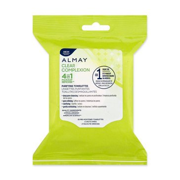 Almay Clear Complexion Makeup Remover Towelettes