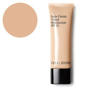 Bobbi Brown Nude Finish Tinted Moisturizer SPF15 - Light Tint
