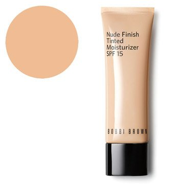Bobbi Brown Nude Finish Tinted Moisturizer SPF15 - Light to Medium Tint