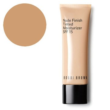 Bobbi Brown Nude Finish Tinted Moisturizer SPF15 - Medium to Dark Tint