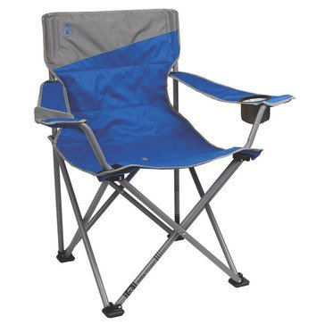 Coleman Big & Tall Quad Chair - Blue