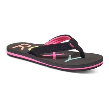 Roxy RG Vista Girls' Thong Sandal Black