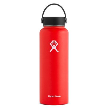 Hydro Flask 40 oz Wide Mouth with Flex Lid - Lava