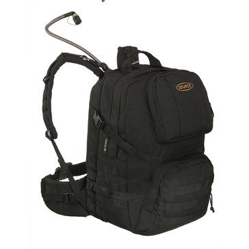 Source Patrol 35L Hydration Cargo Pack - Black