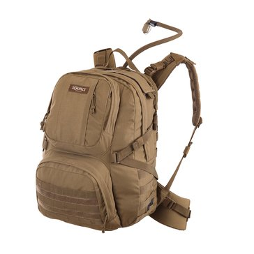 Source Patrol 35L Hydration Cargo Pack - Coyote