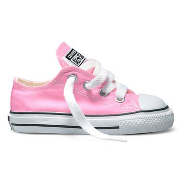 Converse Chuck Taylor All Star Toddler Girls' Sneaker Pink