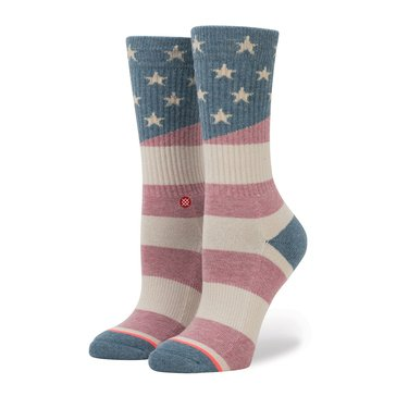 STANCE MISS INDEPENDENT CREW SOCK