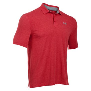 Under Armour Men's Charged Cotton Scramble Polo