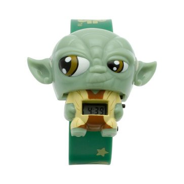 BulbBotz Kids' Watch - Star Wars Yoda