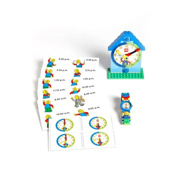 LEGO Kids' Time Teacher Watch