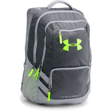 Under Armour Hustle III Backpack (Stealth Grey)