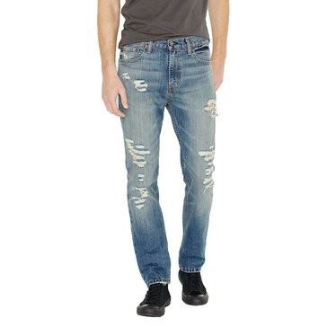 Levi's Men's 511 Slim Fit Toto Destruction Denim Jean
