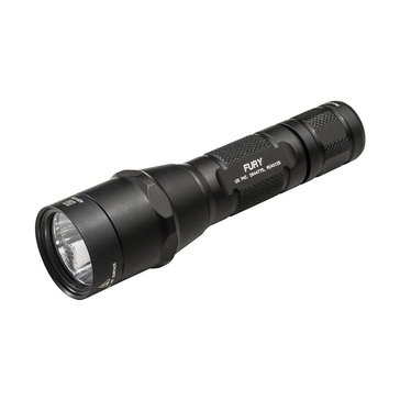 Surefire P2XC-A Fury 600 Lumen Dual-Output LED Flashlight