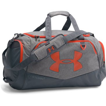 Under Armour Undeniable II Medium Duffel (Graphite)