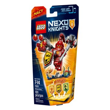 LEGO Nexo Knights Ultimate Macy (70331)