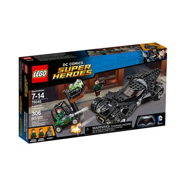 LEGO Kryptonite Interception (76045)