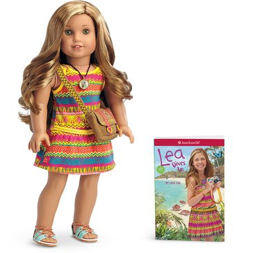 American Girl 2016 Lea Clark Doll & Paperback Book