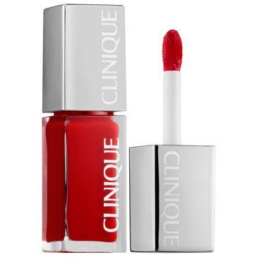 Clinique Pop Liquid Matte Lip Colour + Primer - Lava Pop