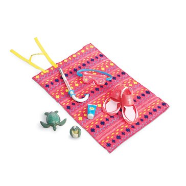 American Girl 2016 Lea's Beach Accessories
