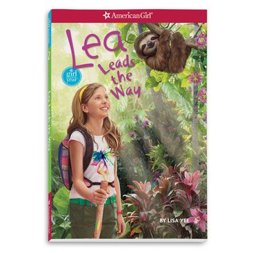 American Girl Lea Leads the Way Book