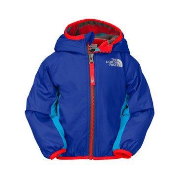 The North Face Baby Boys' Grizzly Peak Wind Jacket, Blue