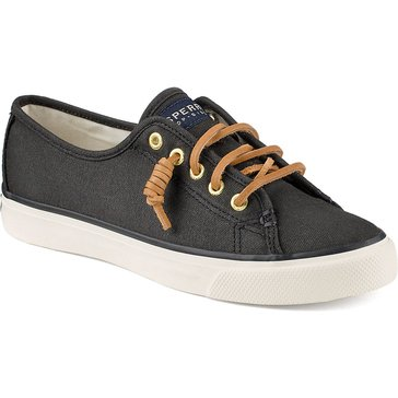 Sperry Top Sider Seacoast Canvas Core Black