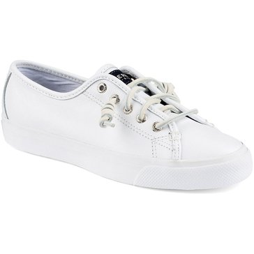 Sperry Top Sider Seacoast Leather Lace White