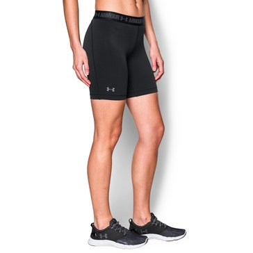 Under Armour Women's HeatGear Armour Long Short