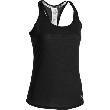 Under Armour Women's Streaker  Racerback Tank in Black