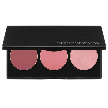 Smashbox LA Lights Blush & Highlight Palette - Malibu Berry