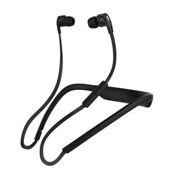 SkullCandy Smokin' Buds 2 Bluetooth Headphones- Black