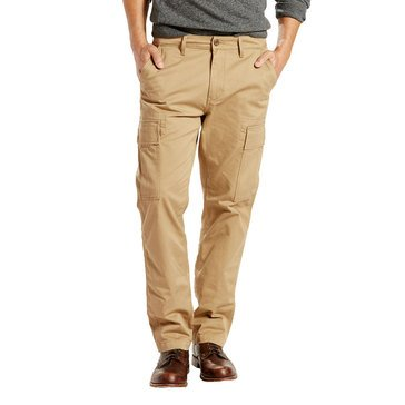 Levi's Men's 541 Athletic Fit Cargo Jean Harvest Gold