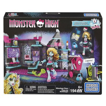 Monster High Mad Science Class