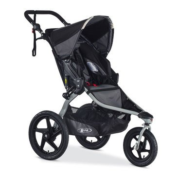 BOB Revolution Flex Jogging Stroller, Black