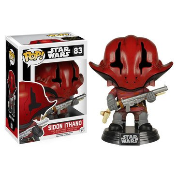 Pop! Star Wars: Star Wars Episode 7 - Sidon Ithano Bobble Figurine