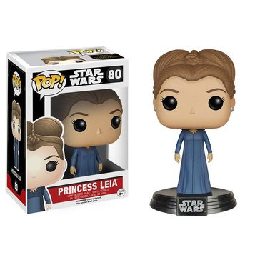Pop! Star Wars: Star Wars Episode 7 - Princess Leia Bobble Figurine