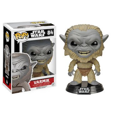 Pop! Star Wars: Star Wars Episode 7 - Varmik Bobble Figurine