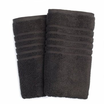 Hotel Collection Microcotton Hand Towel, Carbon