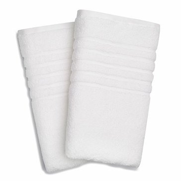 Hotel Collection Microcotton Hand Towel, White