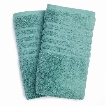 Hotel Collection Microcotton Hand Towel, Jade