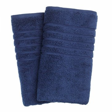 Hotel Collection Microcotton Bath Towel, Midnight