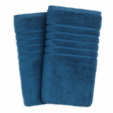 Hotel Collection Microcotton Hand Towel, Peacock