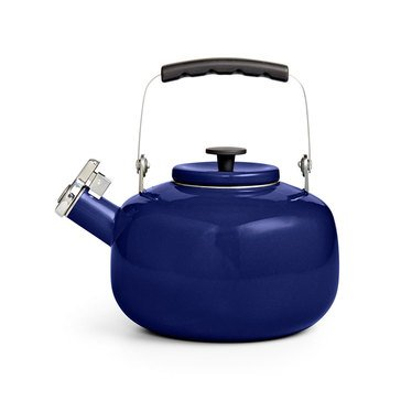 Martha Stewart Collection Tea Kettle, Blue