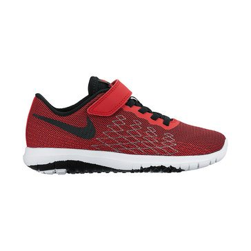 Nike Flex Fury 2 Boy's Running Shoe-University Red
