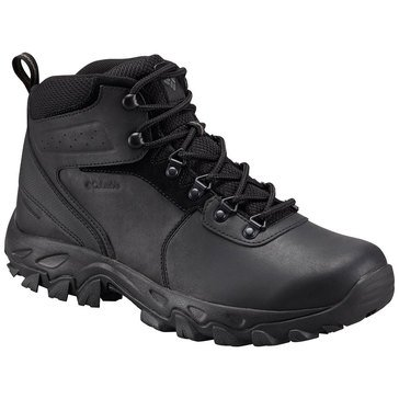 Columbia Newton Ridge Plus II Men's Waterproof Trail Shoe- Black