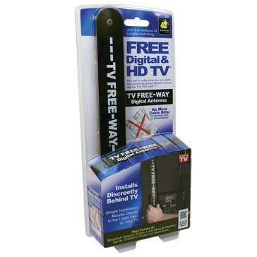 As Seen On TV TV Free-Way Digital Antenna