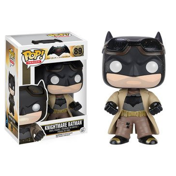 Pop! DC Comics: Batman v Superman - Knightmare Bobble Figurine