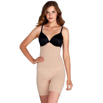 Red Hot by Spanx Flat Out Flawless High Waist Mid Thigh