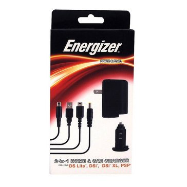 Energizer Universal 2-in-1 Charger for DS  (9920)
